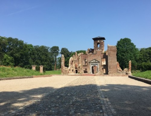 Kasteelruïne Bleijenbeek: Consolidatie en revitalisatie tuinruïne