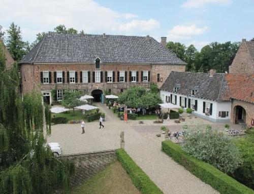 Kasteel Huis Bergh: Historisch onderzoek en herinrichting Voorplein