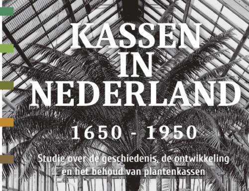 Boek: Kassen in Nederland